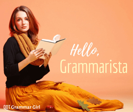 stop calling yourself a grammar nazi