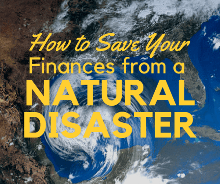 How to Save Yourself and Your Finances