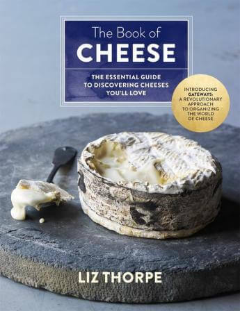 book of cheese liz thorpe