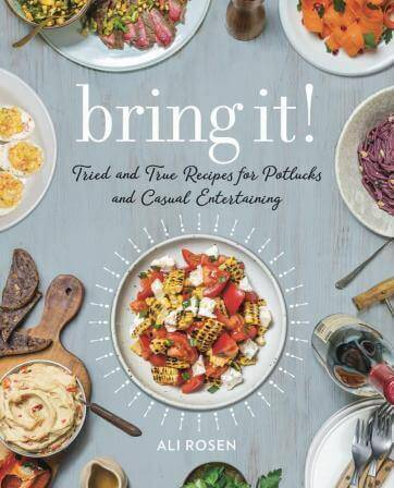 bring it! potluck book by ali rosen