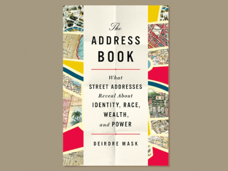 Address Book Cover