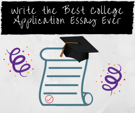 college admission essay topics